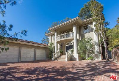 Single Family Home For Sale: 1263 Delresto Drive