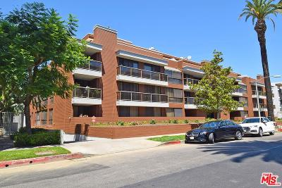 Beverly Hills Condo/Townhouse For Sale: 125 North Gale Drive #106