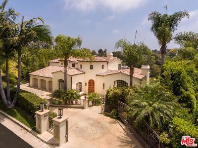 Single Family Home For Sale: 540 Crestline Drive