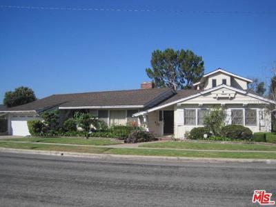 Single Family Home For Sale: 5519 Shenandoah Avenue