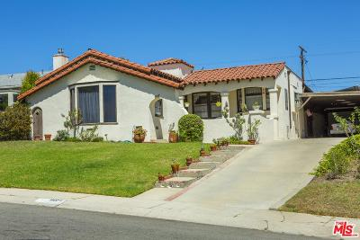 Single Family Home For Sale: 6071 West 75th Place