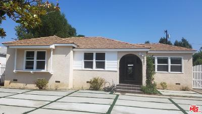 Tarzana Single Family Home For Sale: 19001 Calvert Street