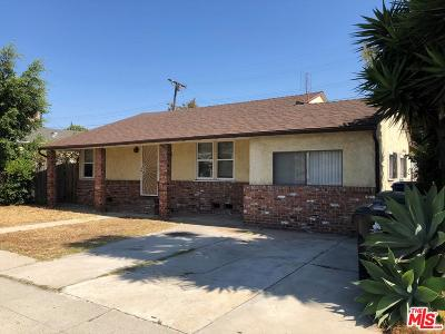 Single Family Home Sold: 4650 Sawtelle