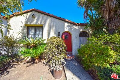 Beverly Hills Single Family Home For Sale: 336 South Palm Drive