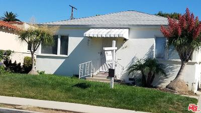 Inglewood Single Family Home For Sale: 1230 Walnut Street
