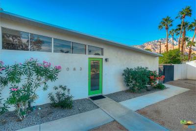 Palm Springs Single Family Home For Sale: 1083 East Padua Way