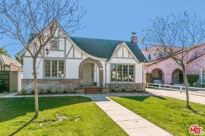 Los Angeles County Single Family Home For Sale: 1056 South Ridgeley Drive