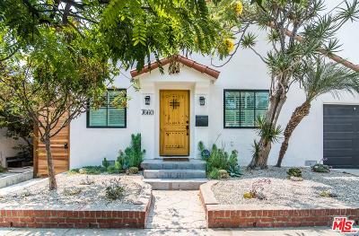 Los Angeles County Single Family Home For Sale: 7660 Rosewood Avenue