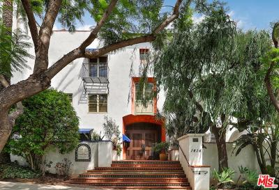 West Hollywood Condo/Townhouse For Sale: 1414 North Harper Avenue #20