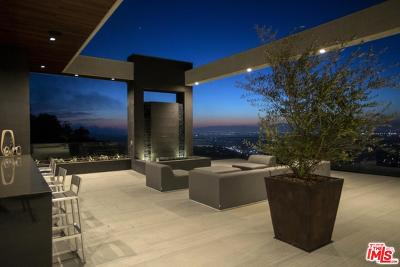Single Family Home For Sale: 7863 Mulholland Drive