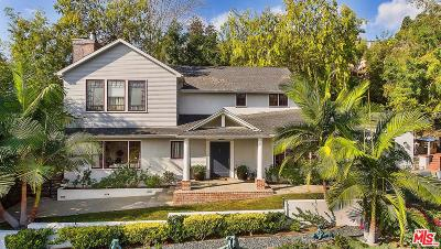 Los Angeles County Single Family Home For Sale: 1933 Orchid Avenue