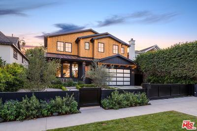 Single Family Home For Sale: 709 El Medio Avenue
