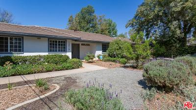 Northridge Single Family Home For Sale: 10619 Melvin Avenue