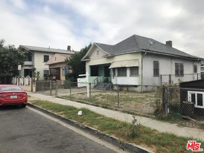 Single Family Home For Sale: 3744 Woodlawn Avenue