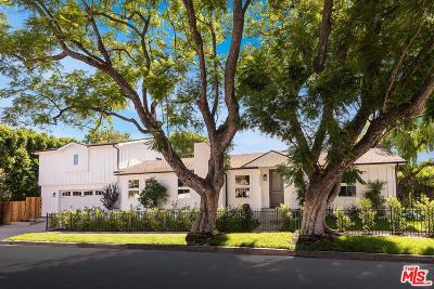 Single Family Home For Sale: 15057 Greenleaf Street