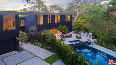 Single Family Home For Sale: 7631 Willow Glen Road
