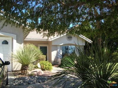 Palm Springs Single Family Home For Sale: 1692 East Via Escuela