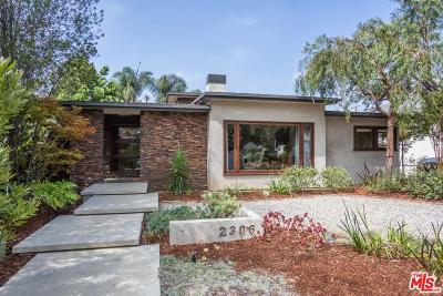 Santa Monica Single Family Home For Sale: 2306 24th Street