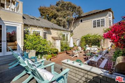 Venice Single Family Home For Sale: 12 Rose Avenue