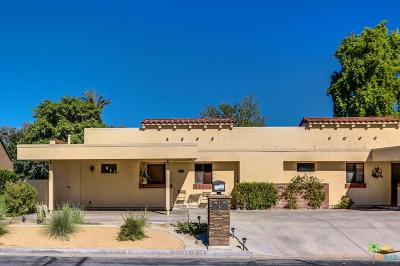 Palm Desert Condo/Townhouse Active Under Contract: 40711 Inverness Way