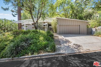 Los Angeles County Single Family Home For Sale: 9008 Wonderland Park Avenue