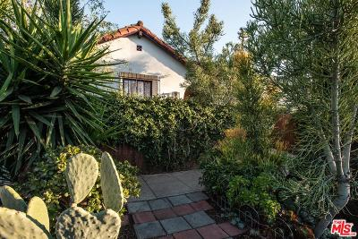 Los Angeles County Single Family Home For Sale: 7252 Willoughby Avenue
