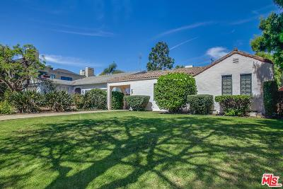 Santa Monica Single Family Home For Sale: 607 22nd Street