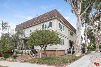 Santa Monica Condo/Townhouse For Sale: 1058 7th Street