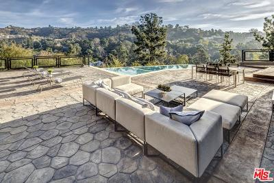 Beverly Hills Single Family Home For Sale: 1293 Monte Cielo Drive