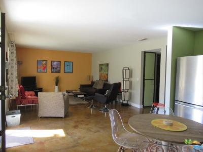 Palm Springs Condo/Townhouse For Sale: 1900 South Palm Canyon Drive #27