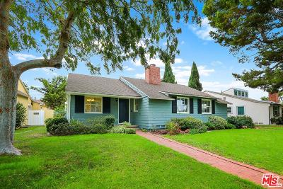 Single Family Home For Sale: 3314 McLaughlin Avenue
