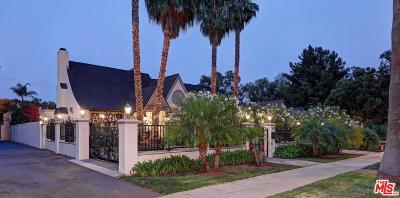 Single Family Home For Sale: 504 North Foothill Road