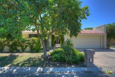 Rancho Mirage Single Family Home For Sale: 12 Rutgers Court