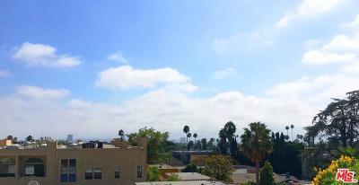 Los Angeles Condo/Townhouse For Sale: 1351 North Curson Avenue #PH5