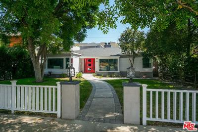 Los Angeles County Single Family Home For Sale: 4238 Vantage Avenue
