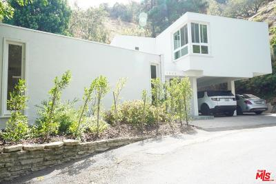 Beverly Hills Single Family Home For Sale: 1909 North Beverly Drive Drive