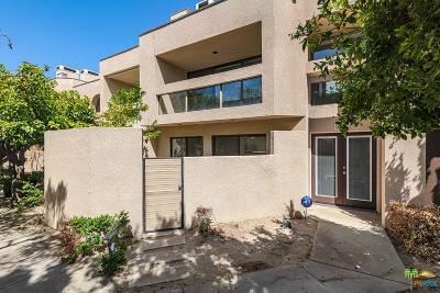 Palm Springs Condo/Townhouse For Sale: 967 Village Square S. Square