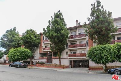 Los Angeles Condo/Townhouse For Sale: 970 South Kingsley Drive #207