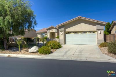 Desert Hot Springs Single Family Home For Sale: 8891 Mountain Pass Drive