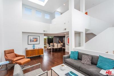 Santa Monica Condo/Townhouse For Sale: 1518 18th Street #3