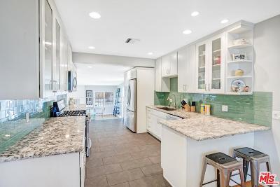 Encino Single Family Home Sold: 17807 Rhoda Street