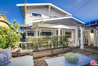Santa Monica Single Family Home For Sale: 630 Ashland Avenue