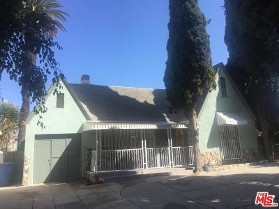 Los Angeles County Single Family Home For Sale: 1310 South Mansfield Avenue