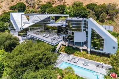 Malibu Single Family Home For Sale: 21757 Castlewood Drive