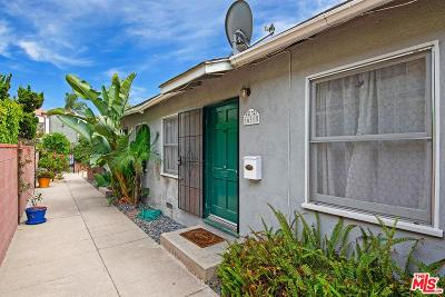 Los Angeles County Residential Income For Sale: 1631 Brockton Avenue