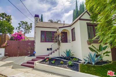 Los Angeles Single Family Home For Sale: 1918 Cerro Gordo Street