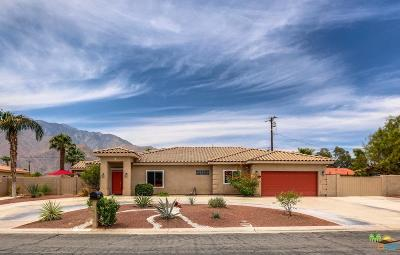 Palm Springs Single Family Home For Sale: 2143 Nicola Road