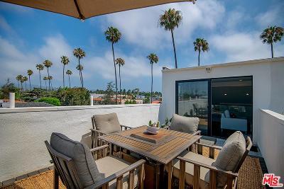 Santa Monica Condo/Townhouse For Sale: 858 12th Street #9