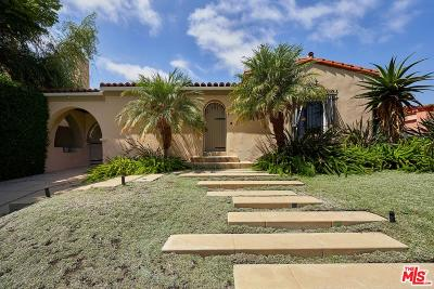 Los Angeles County Single Family Home For Sale: 935 South Ogden Drive