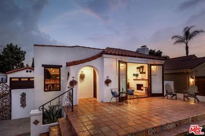 Toluca Lake Single Family Home For Sale: 11140 Hortense Street